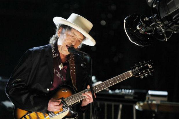 Bob Dylan at Hill Auditorium